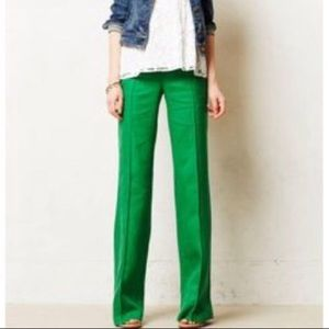 NWT J. Crew 100% Linen Cafe Trousers